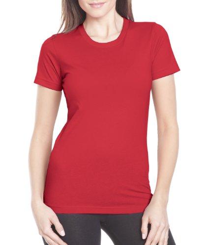 Next Level Damen T-Shirt Rot