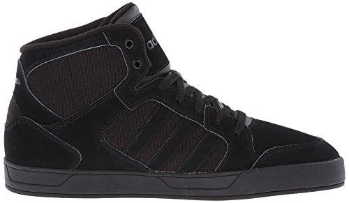 adidas NEO Raleigh Mid SchnüRschuh, Schwarz/Schwarz/Schwarz, 7 M US Black/Black/Black