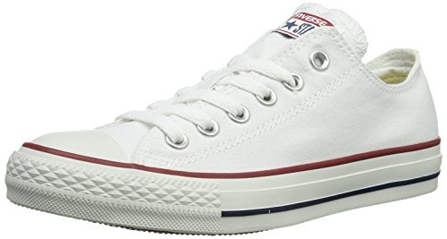 Converse  All Star Ox Basse,  Herren Sportschuhe , weiß, Variation