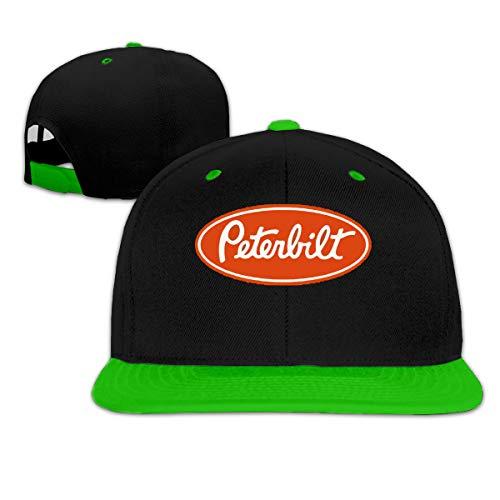 9a4660d73 Aosepp Peterbilt Trucks Orange Classic Vintage Hip Hop Baseball Cap Classic  Cotton Dad Hat Adjustable Plain Cap Green