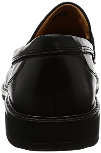 Ecco Mens Holton Penny Loafer Black