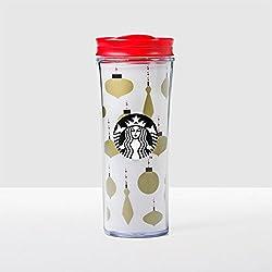 Starbucks Ornament acrílico vaso, 355ml/12fl oz