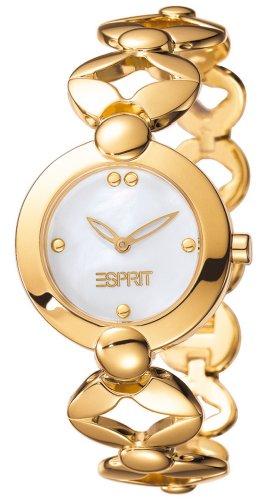 Esprit Ladies Watch Bright Epoque Silver-Gold ES101432004