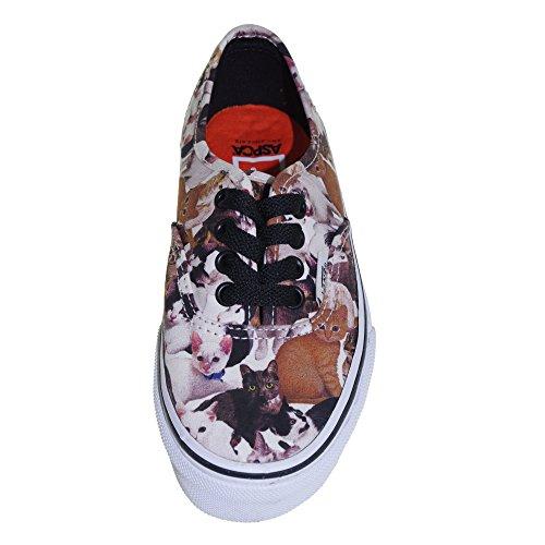 VANS Chaussures Enfants - AUTHENTIC - (ASPCA) KITTENS (ASPCA) KITTENS