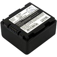 Toshiba CS-TOBT6 Akkus 1050mAh Gigashot GSC-A100F, Gigashot GSC-A40F, Gigashot GSC-K40H, Gigashot GSC-K80H, TOSHIBA, GSC-BT6