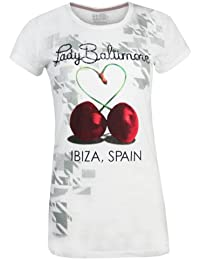 LORD & LADY BALTIMORE Femme Designer Top Shirt - IBIZA -