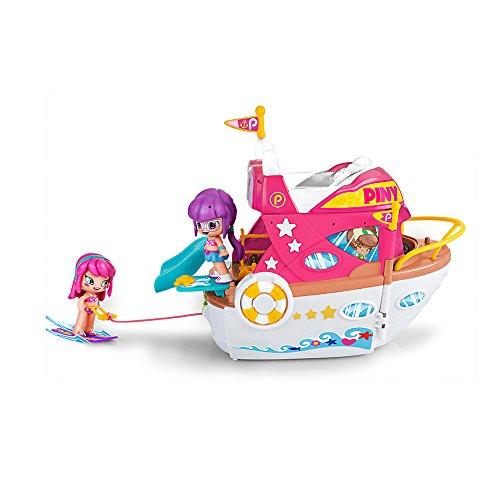 Piny-700013377-Puppe-Coffret Boot und 1Figur - 5 Stück Coffret