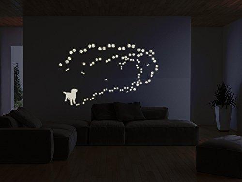 Bilderdepot24 Adesivi fluorescenti