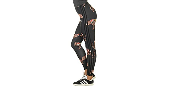 adidas Originals Damen Hose Farm Leggings: : Bekleidung