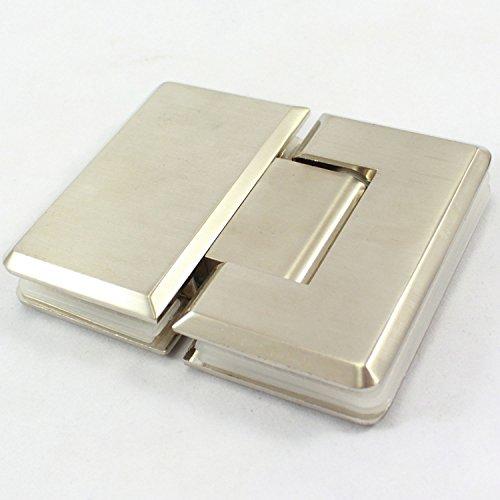 Di Vapor (R) 180Degree ducha Bisagra puerta soporte | pulido acabado de...