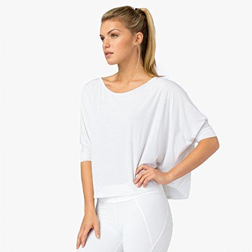 Runlola_Shop Beyond Yoga Cropped Maglione White Large