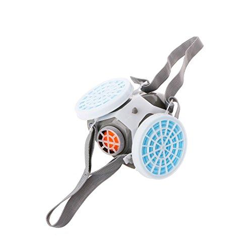 Celan Anti-Dust Atemschutzmaske, Gesichtsmaske, Filter, Industrie-Lackspray, Schutzmaske