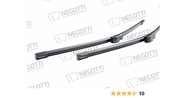 Negotti Wischerblätter 2tlg Für Windschutzscheibe Set Z 650mm 550mm Auto