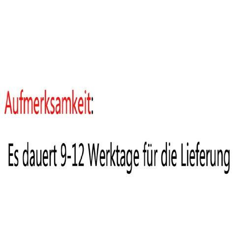 Andux Zone Naturstein Massage Schuhe Fußreflexzonen Akkupressur Schwarz und Rot TX-01 Rot