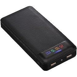 Bolange 20000 mAh Power Bank Box Cargador Móvil de Carga rápida Caja Externa Teléfono Inteligente