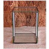 Terrarium mit Falltür - 30 x 20 x 25 cm