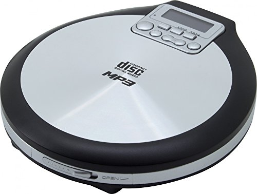 Soundmaster CD 9220 Tragbarer MP3 CD-Player Discman