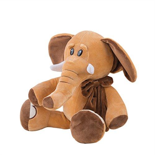 Niuniu Daddy Regalos elefantes del elefante del bebé del elefante (elefante)