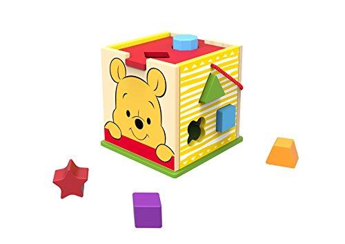 ImEx Werden Ty014MDF-lagig Holz Block Spielzeug-Set, 15x 15x 17cm (Holz-block-spielzeug-set)