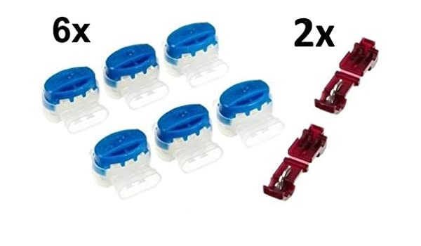 Robomow MC* MS* RL* RM* ReparaturOriginal 3M Scotchlok 10 Kabel Verbinder f