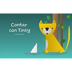 "Libros para niños: ""Contar con Tinky"" (Spanish Edition): (Libros para leer, Textos cortos, Educación)"