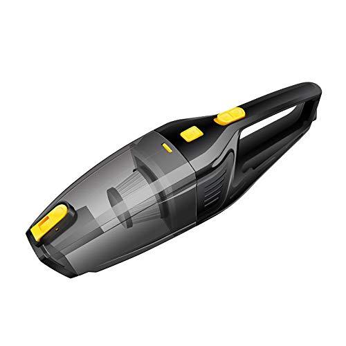 SCAML Aspirateur De Voiture Filaire, Aspirateur Automatique Portatif Pour Ordinateur Portable DC12-Volt Humide/Sec, Filtre HEPA Lavable, Peut Être Réutilisé.