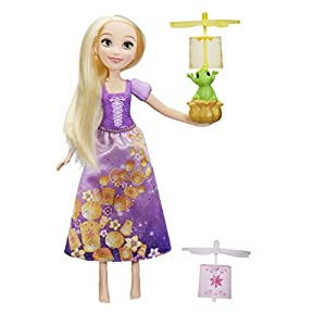 Disney Princess - Muñeca Rapunzel y farolillos (Hasbro C1291EU4)