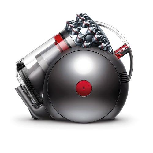 Dyson Cinetic Big Ball Animalpro EEK E (beutellos, für Teppich und Hartböden inkl. Zubehör)nickel - 4