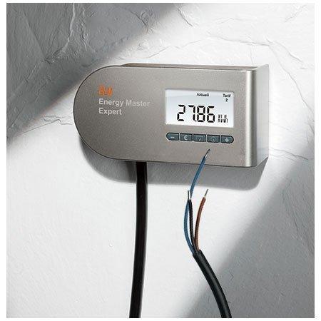 Energy Master Expert I Energie Messer Strommesser Strom Verbrauchsmessung ab 0,1 W Energiekosten Messgerät by ELV