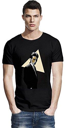 Bauhaus Band Raw Edge T-shirt Medium