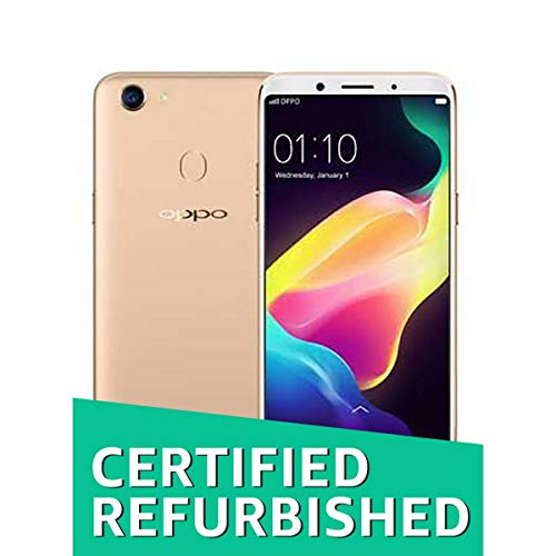 (Certified REFURBISHED) Oppo F5 (Gold, 32GB)