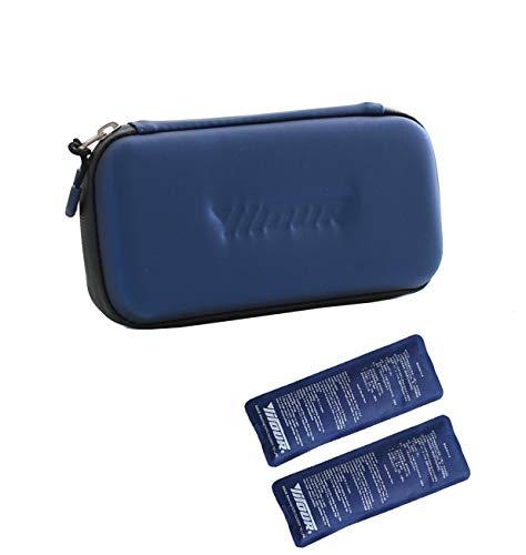 Insulin Kühltasche Diabetiker Tasche für Medikamente Thermotasche 2 Stück Kühltasche für Insulin