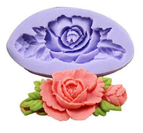 allforhome-1-pack-mini-flower-silicone-sugar-resin-craft-diy-moulds-diy-gum-paste-flowers-cake-decor