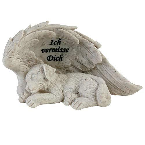 Annastore Grabdeko für den Hund Gedenkstein