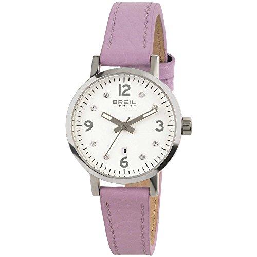 Juste le temps montre femme avec bracelet rose Breil EW0314