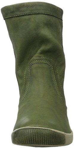 Softinos - Iggy269sof Washed, Stivali Donna Verde (Forest Green)