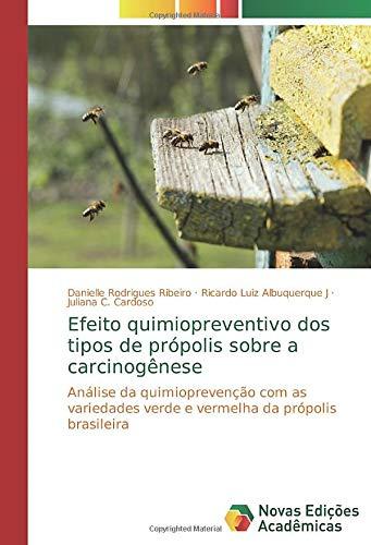 Efeito quimiopreventivo dos tipos de própolis sobre a carcinogênese: Análise da quimioprevenção com as variedades verde e vermelha da própolis brasileira