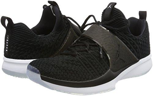 41X%2BB7YogQL - Nike Men's Jordan Trainer 2 Flyknit Gymnastics Shoes