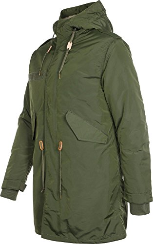 Alpha Industries Fishtail II 2 in 1 parka olive vert