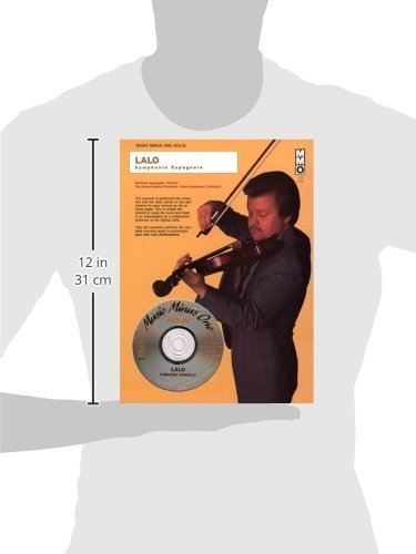 Lalo Symphonie Espagnole: Violin (Music Minus One (Numbered))