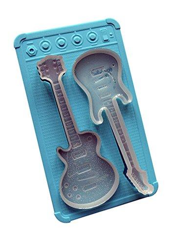 Eiswürfelform - Gitarre - Frozen Guitars