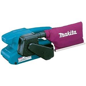 Makita makita 9911 – Lijadora de banda (tamaño: 3pulgadas)