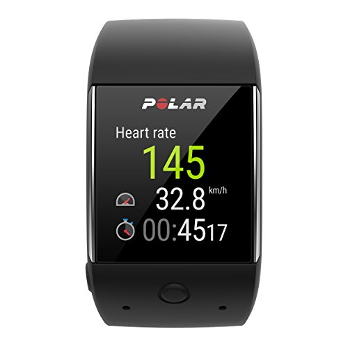 Zoom IMG-3 polar m600 smartwatch unisex black