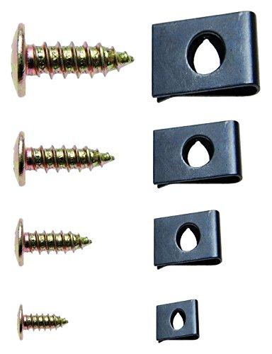 BGS 8114 Dämpfungsscheiben- und Schrauben-Sortiment, 170-teilig