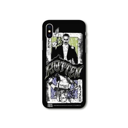 Cokitec case Schale iPhone XR WB License Suicide Squad - Carte N A-la-carte-schalen
