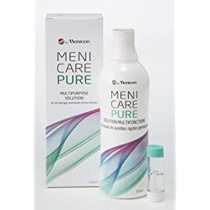 Menicare Pure 250ml inkl. 1 Linsenbehälter