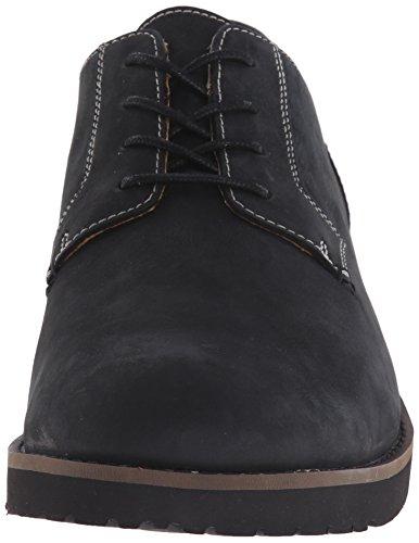 Sebago Mens Rutland Lace Up Boot Black Nubuck