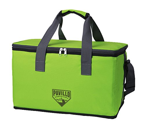 Best_way Pavillo™ Quellor 25L Cooler Bag Kühltasche, 26x42x26 cm, Grün