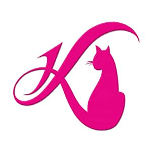 Wenko 3060760100 Stopp-Sticker Daniela Katzenberger, Anti-Rutsch, 6er Set, Kunststoff, je Ø ca. 9 cm, lila/pink
