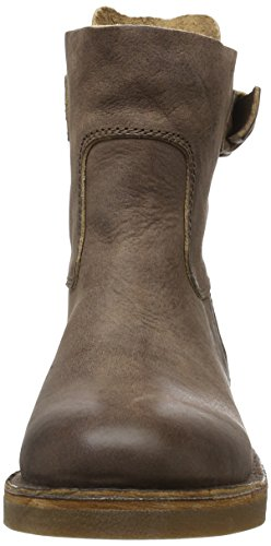Shabbies Amsterdam Shabbies Schlupfstiefel Vegetabil, Stivaletti Donna Marrone